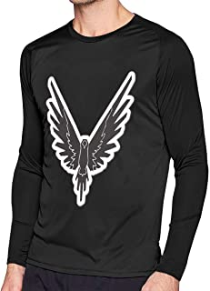 Logan Paul Men's Outdoor Casual Fashion Funny Long-Sleeve Performance Custom T-Shirt