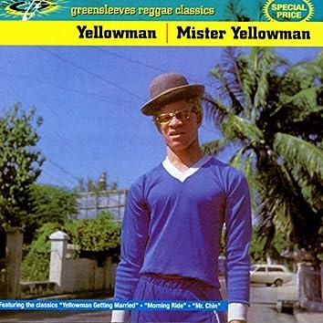 Mister Yellowman