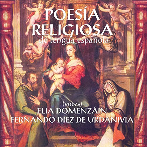 Poesia Religiosa [Religious Poetry] audiobook cover art
