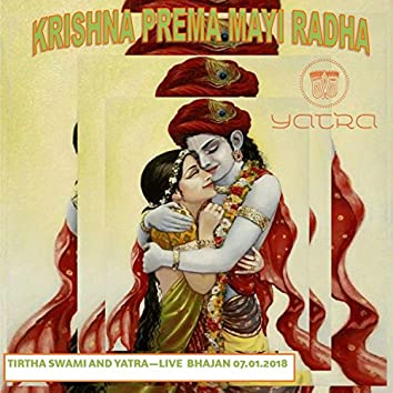 Krishna Prema Mayi Radha