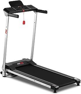 comprar comparacion FITFIU Fitness MC 160 Cinta de correr y andar Plegable Eléctrica con Pulsómetro y pantalla LCD, Máquina Fitness motor de 1...