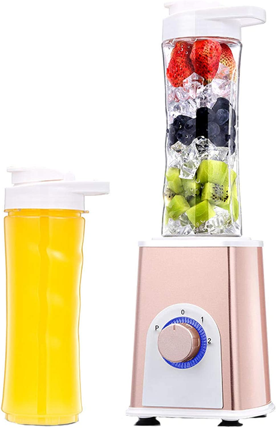 muchas sorpresas Juicer Fruit Cup Cup Cup Portable Juicer Mini Juicer @UpTamaño  contador genuino
