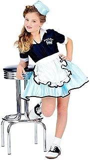 Kids Car Hop Girl Costume