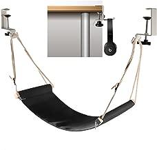 under desk hanging footrest