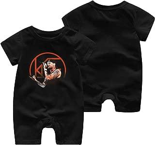 StevenSapp Kane Brown Baby Classic Short Sleeve Baby Romper