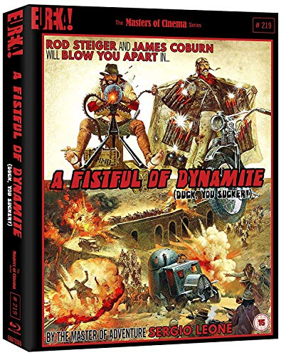 A Fistful Of Dynamite (AKA Duck, You Sucker!) (Masters of Cinema) Limited Edition Blu-ray