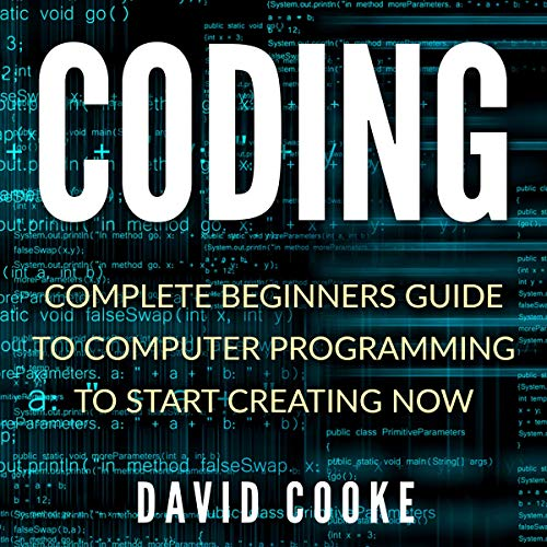Coding cover art