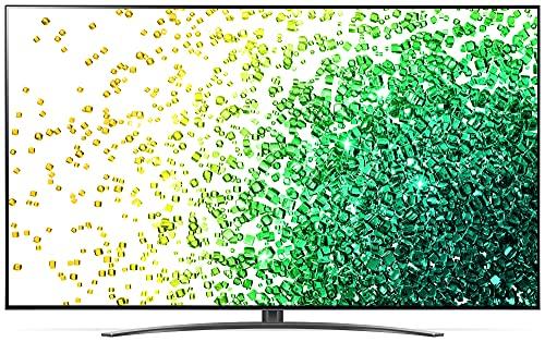 LG 86NANO869PA TV 217 cm (86 Zoll) NanoCell Fernseher (4K Cinema HDR, 120 Hz, Smart TV) [Modelljahr 2021]