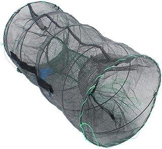 Vuelco del Cangrejo cangrejos Langosta Camarón Moldeada Plegable Red Redes de Pesca Accesorios de Pesca portátiles Plegables