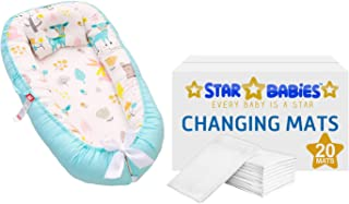 Star Babies Bed Combo Pack -VD-0616366559955, Pack of 1