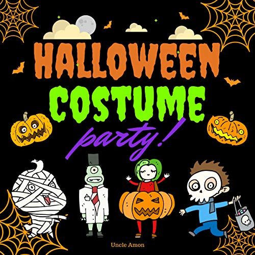 Halloween Costume Party! cover art