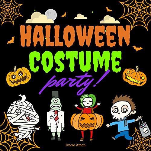 Halloween Costume Party! audiobook cover art