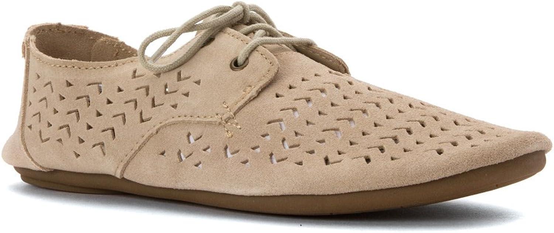 Sanuk Casual shoes Womens white Perf Slip On Round Toe 1013324