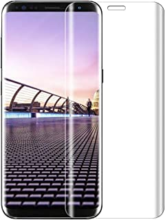 Timetech Tempered Glass Screen Protector Compatible for Samsung Galaxy (Note 9)(Pack of 3)