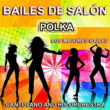Bailes de Salón : Polka (Los Mejores Bailes, Ballroom Dancing)