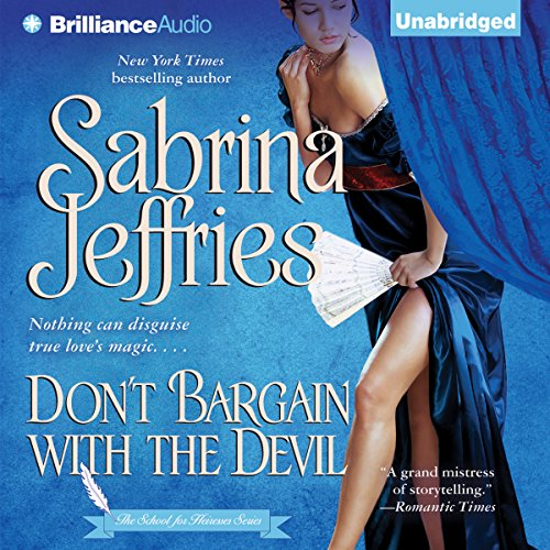 Don't Bargain with the Devil audiobook cover art