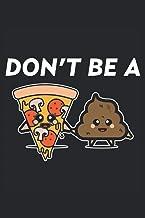 Notebook: pizza, borse per pizze, pizzeria, pizza italiana,: 120 pagine a righe: taccuino, album da disegno, diario, elenc...