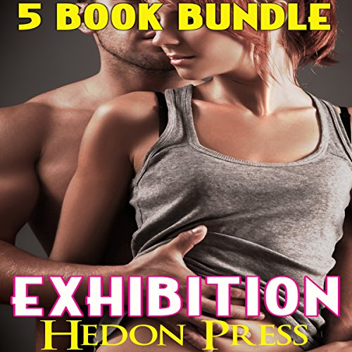 Exhibition 5 Book Bundle  By  cover art