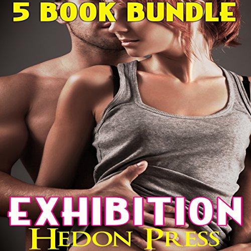 Exhibition 5 Book Bundle audiobook cover art