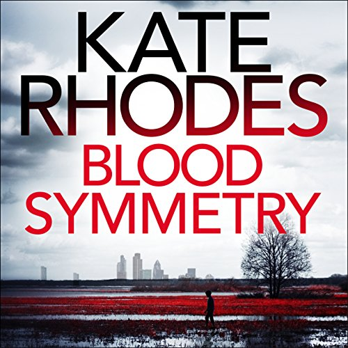 Blood Symmetry audiobook cover art