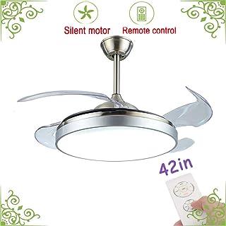 Vicareer Moderna Ventilador De Techo con Luz 42