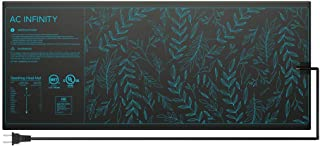 "AC Infinity SUNCORE A7, Waterproof Seedling Heat Mat 48"" x 20.75"" MET & UL-Certified Heating Pad for Indoor Gardening, Hyd..."