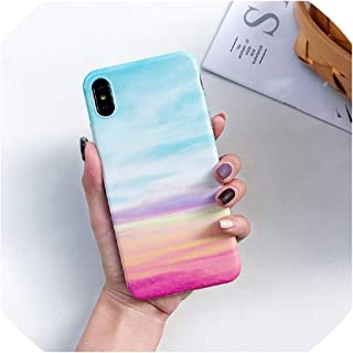 Marble Phone Case for iPhone 7 Xs Max Case Soft TPU Back Cover for iPhone 6 6S 7 8 Plus for iPhone X Xr Case Cover Phone Cases,for iPhone 6 6S Plus,R5