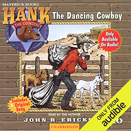 The Dancing Cowboy copertina