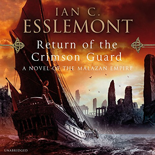 Return of the Crimson Guard cover art