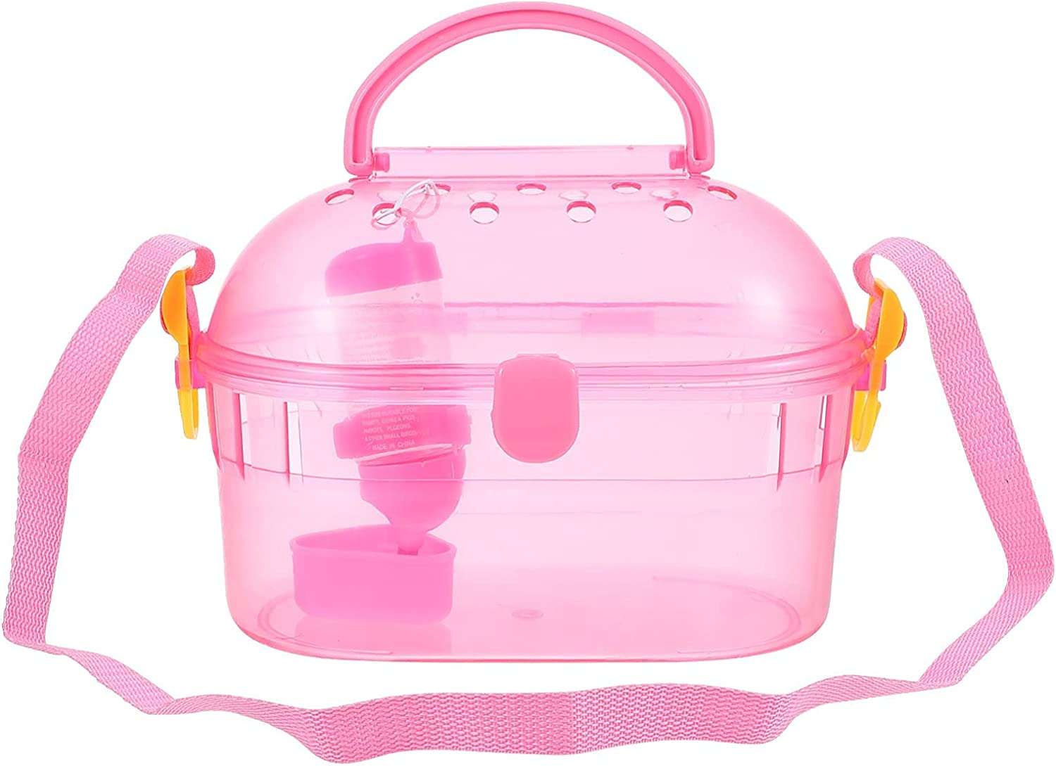 Portable Hamster Carry Case Cage Ranking TOP11 with safety Travel Handle Leash Ca and