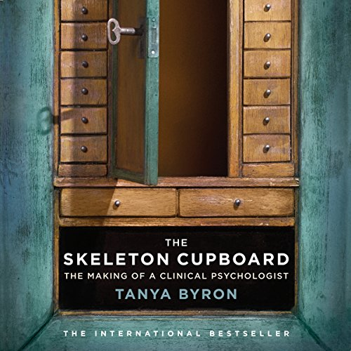 The Skeleton Cupboard audiobook cover art