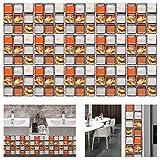Imagen de Gwolf Mosaico de Pegatinas de Azulejos