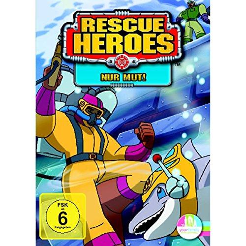 Rescue Heroes - Nur Mut!
