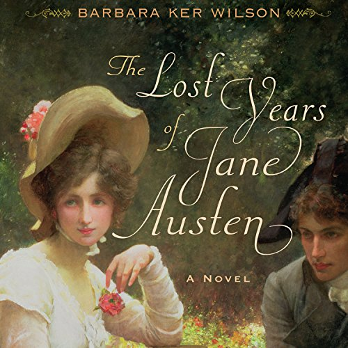 The Lost Years of Jane Austen audiobook cover art