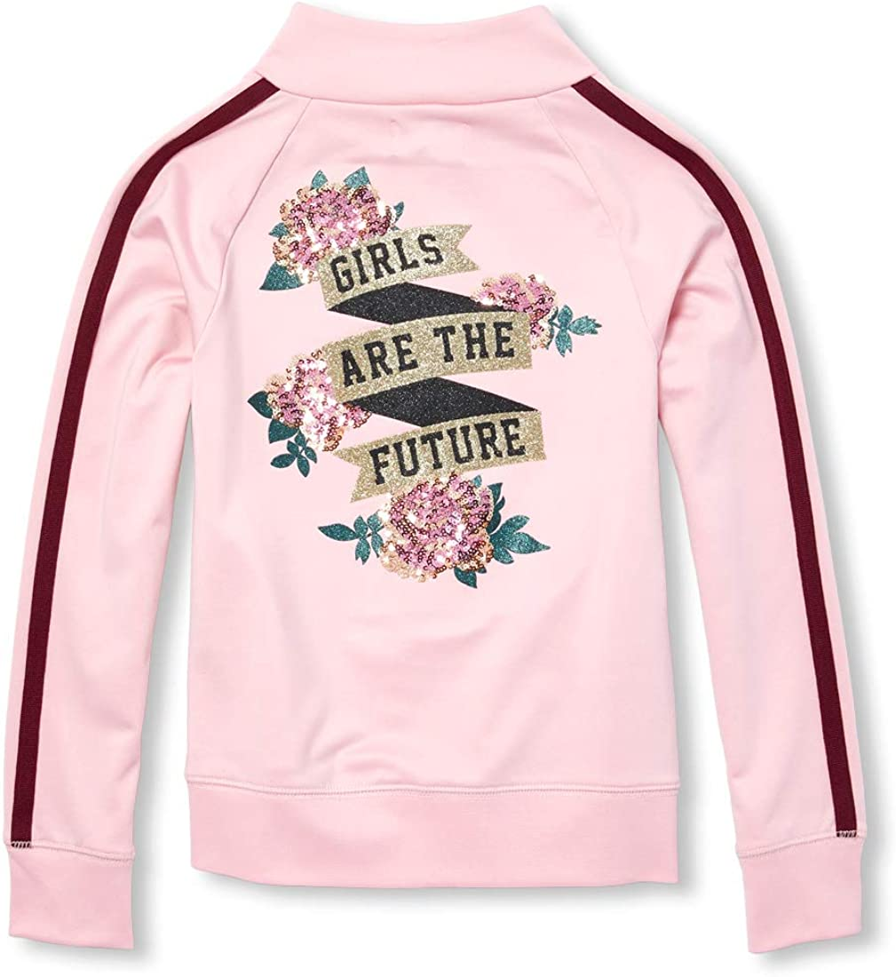 The Children's Place Big Girls Sports Jackets