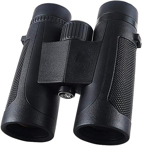 LXYFMS Jumelles Haute Définition HD étanche à L'azote 10X50 Gros Calibre Télescope