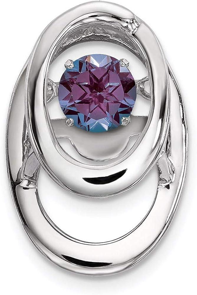 Ryan Manufacturer regenerated product Jonathan Fine Jewelry Sterling Las Vegas Mall Silver Alexandrite Created B