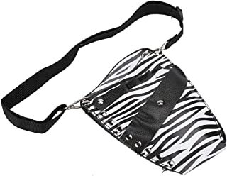 【𝐂𝒚𝐛𝐞𝐫 𝐌𝐨𝐧𝐝𝐚𝒚】Portable Storage Bag, Eco-Friendly Professional Scissors Bag, PU Leather Material Exquisite Workm...