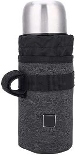 Bike Bottle Bag, Bottle Carrier Bag Insulated Water Bottle Bag Bike Bottle Holder, Sports Bottles Pouch Bag for Office for...