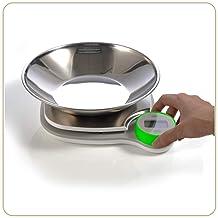 LITTLE BALANCE 8411 Kinetic XS Bol - Balance de cuisine sans pile - Ecologique grâce à son bouton Little Balance - 5 kg / ...