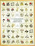 U. S. State Flowers in Cross Stitch
