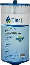 Tier1 Replacement for Jacuzzi 6540-723, Pleatco PJW40SC-F2M, Filbur FC-2811, Unicel 5CH-402 Spa Filter Cartridge