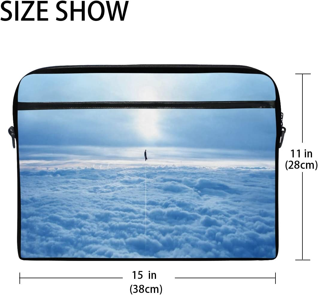 Notebook Sleeve Case Dreamy Sky for 15IN-15.4IN Computer MacBook Air Briefcase