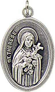 st therese the little flower jewelry