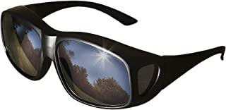 Wear Over Sunglasses for Men and Women Large Size, Polarized!