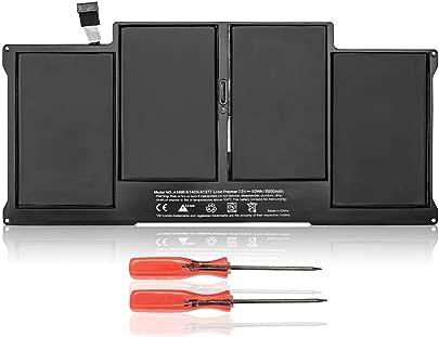 JQSPOWER Li-Polymer 7 3V 50Wh A1405 Laptop Ersatz Akku f r Apple MacBook Air 13 quot A1466 Mitte-2012 Mitte 2013 A1369 Mitte 2011 Mitte Replacement Batterie Schätzpreis : 39,99 €