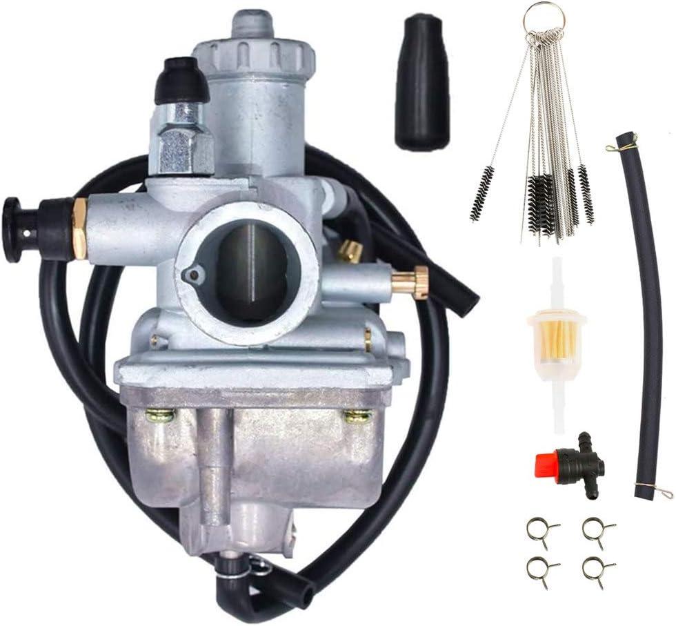 再入荷 予約販売 CQYD 13200-02C03 Carburetor Fits Quadrunner 安心の実績 高価 買取 強化中 1989-1992 LT1 Suzuki