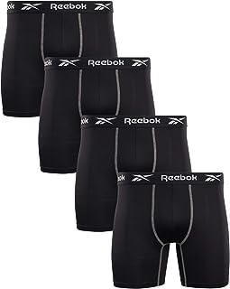 Men's Underwear - Performance Boxer Briefs (4 Pack)