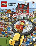 LEGO CITY Where's the Pizza Boy? A Search-and-Find Book