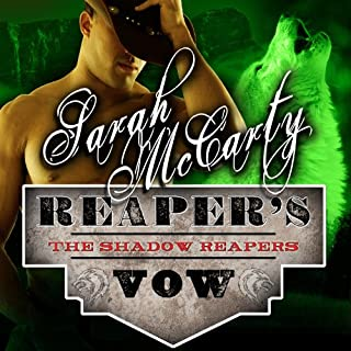 Reaper's Vow audiobook cover art